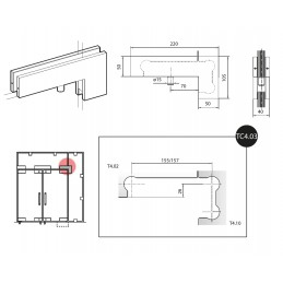 44020 - transom patch for...