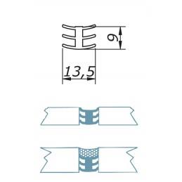 AC 8 - silicone propfile