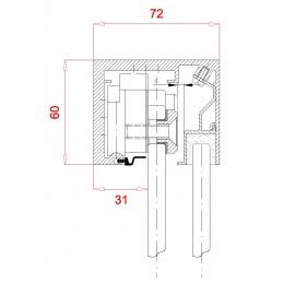 14-512 -  upper rail for...
