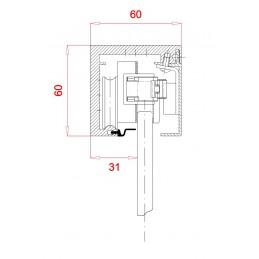 14-502 -  upper rail for...