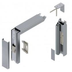 ALFR 25N - aluminum frame...