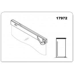 17972 - offset top door...