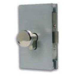 280A - lock with fixed knob...