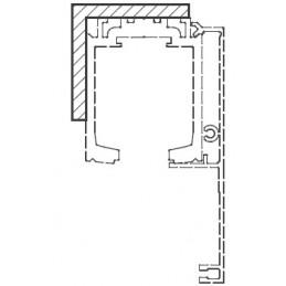 4-350 - Wall angle for...